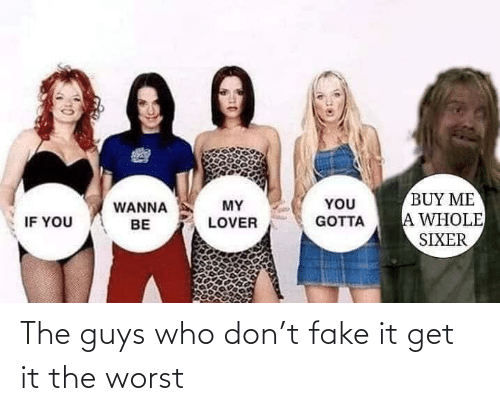 The Guys: The guys who don't fake it get it the worst