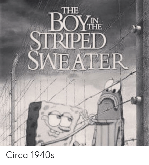 Circa, Sweater, and The: THE  IN  SWEATER Circa 1940s