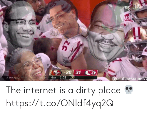 NFL: The internet is a dirty place 💀 https://t.co/ONldf4yq2Q
