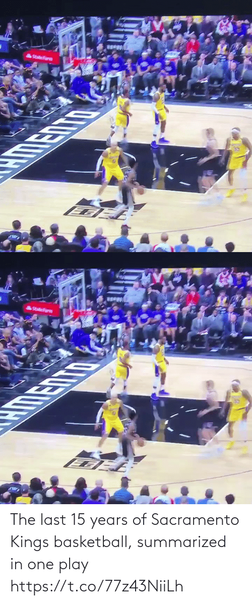 The Last: The last 15 years of Sacramento Kings basketball, summarized in one play https://t.co/77z43NiiLh