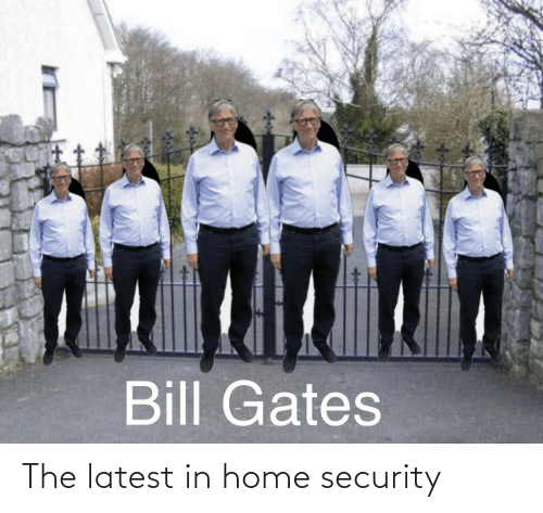 latest: The latest in home security
