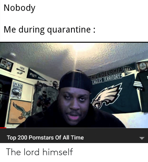 The Lord: The lord himself