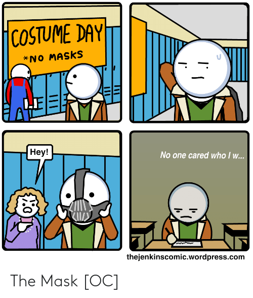 The Mask: The Mask [OC]