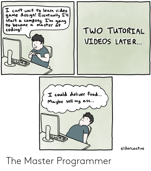 the master: The Master Programmer