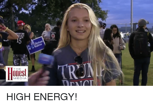 High Energy: THE  MMEDIA HIGH ENERGY!