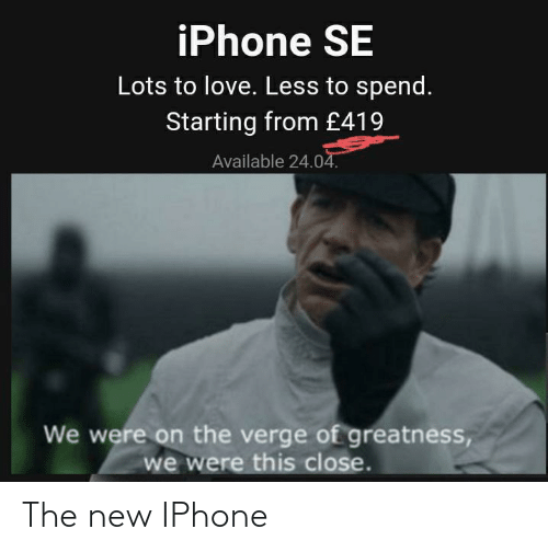 the new iphone: The new IPhone