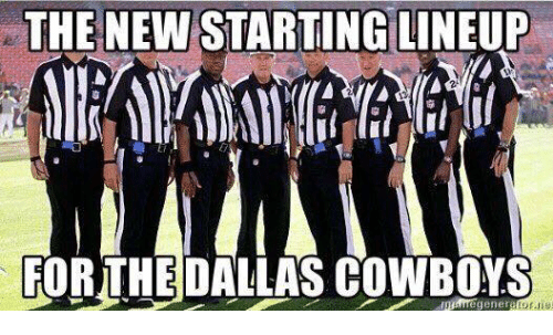 Lineup: THE NEW STARTING LINEUP  FORTHE DALAS COWBOYS