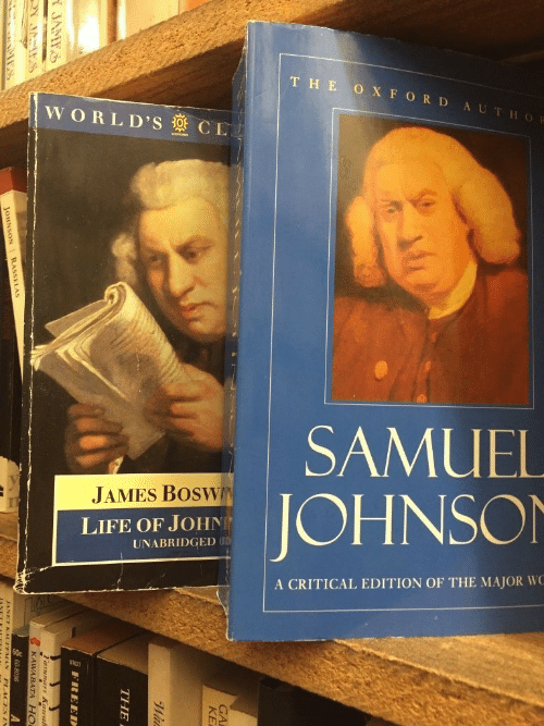 Worlds: THE O XFORD AUTHOR  WORLD'S CL  SAMUEL  JAMES BOSWN  JOHNSON  LIFE OF JOHN  UNABRIDGED UD  A CRITICAL EDITION OF THE MAJOR WC  GA  KE  THE  FREED  A JAMTS  KAWARATA H