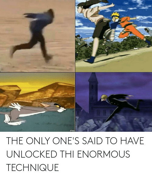 enormous: THE ONLY ONE'S SAID TO HAVE UNLOCKED THI ENORMOUS TECHNIQUE