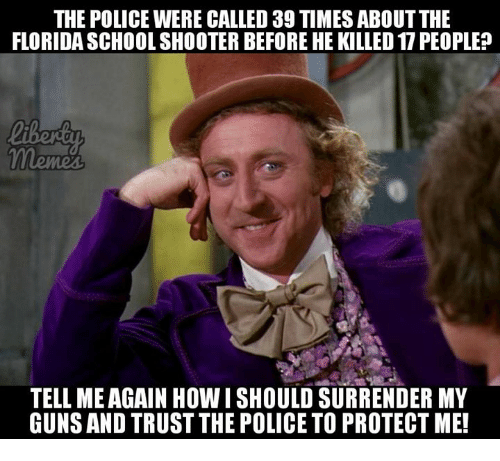 Colorado School Shooter Came Armed For Slaughter Cops: 25+ Best Memes About School Shooter