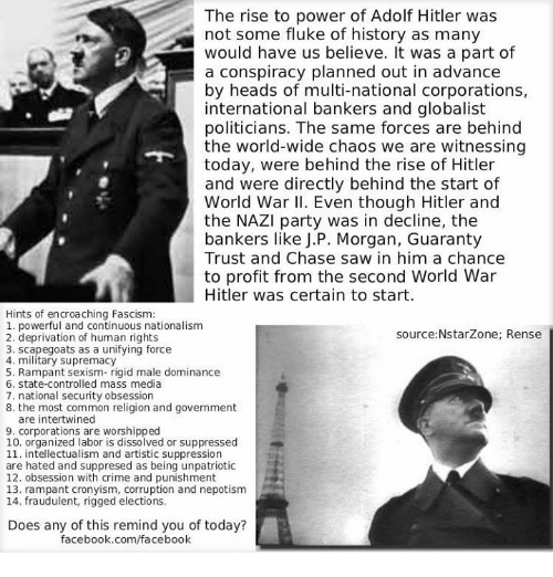 account of the life and rise to power of adolf hitler