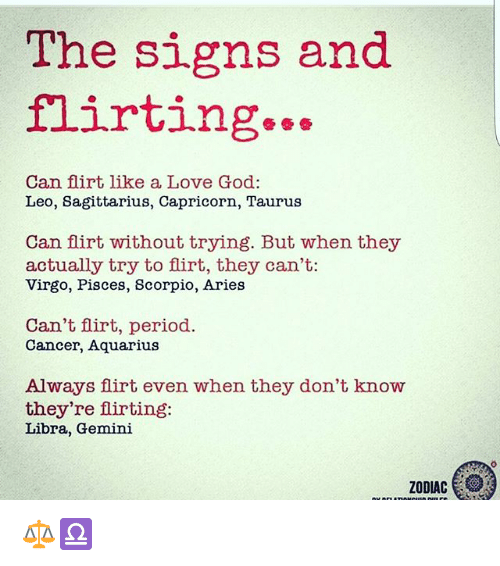 flirting signs he likes you will make you meme