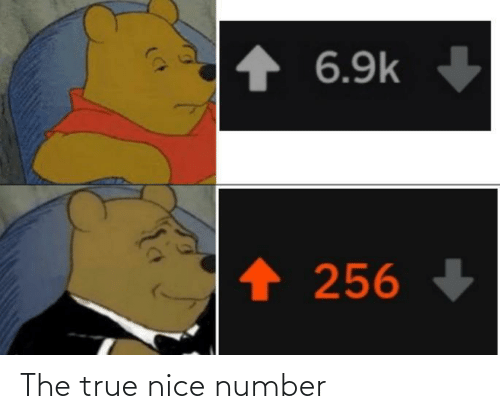 Number: The true nice number