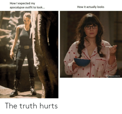 the truth: The truth hurts