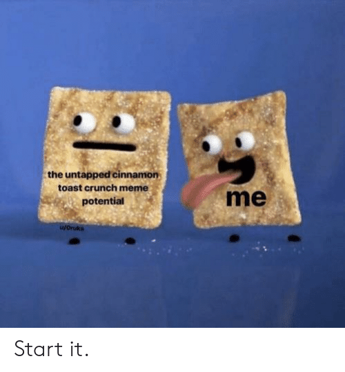 Cereal Cinnamon Toast Crunch Meme   All About Image HD