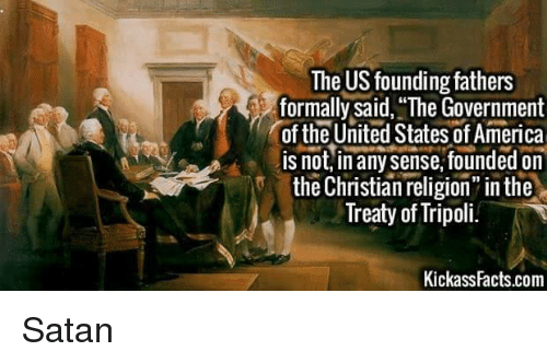 religion influences the united states government The united states was not founded as a christian nation the separation of church and state is one of its most central frameworks, and its foreign policy goals have always been driven by a variety.