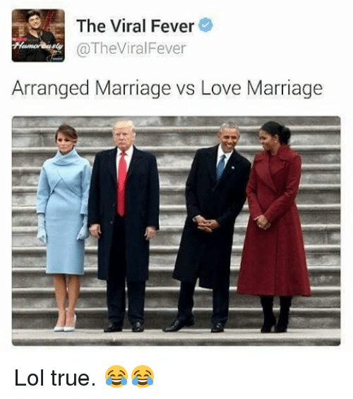 Arrange Marriages: The Viral Fever  @The ViralFever  Arranged Marriage vs Love Marriage Lol true. 😂😂