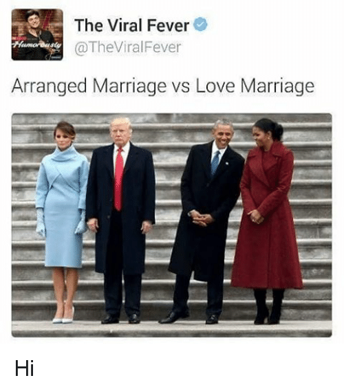 Arrange Marriages: The Viral Fever  @The ViralFever  Arranged Marriage vs Love Marriage Hi
