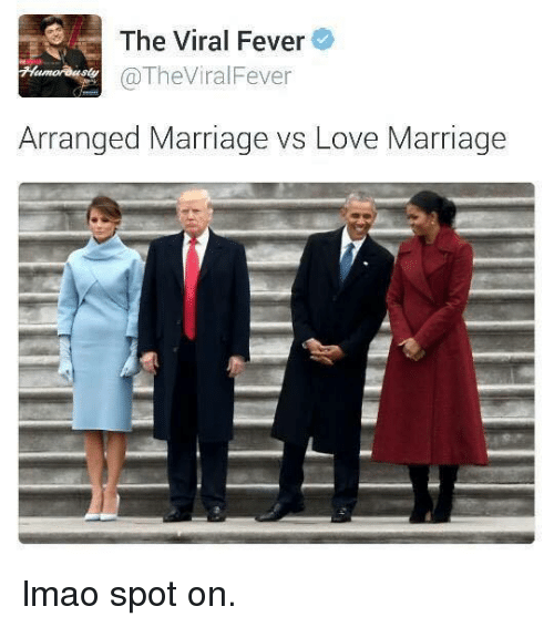 Arrange Marriages: The Viral Fever  The ViralFever  Arranged Marriage vs Love Marriage lmao spot on.