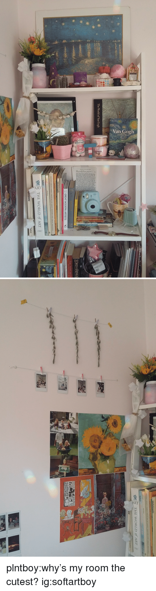 Michelangelo, Paintings, and Tumblr: The World of Van Gogh  THE SONG OF A  GREAT MODERN ARTISTS  Michelangelo  READER'S DIGEST FA  TREASURY OF GREAT PAINTERS AND GREAT PAINTINGS  Jeha House  THE WORLD of ART-  ludson   Ore THE WORLD of ART plntboy:why's my room the cutest? ig:softartboy