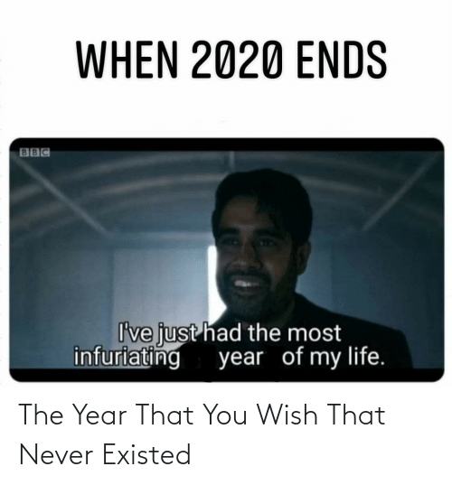Doctor Who: The Year That You Wish That Never Existed