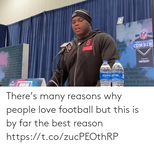 Reasons Why: There's many reasons why people love football but this is by far the best reason https://t.co/zucPEOthRP