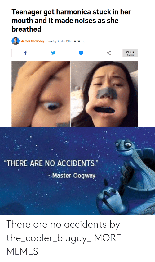 Accidents: There are no accidents by the_cooler_bluguy_ MORE MEMES