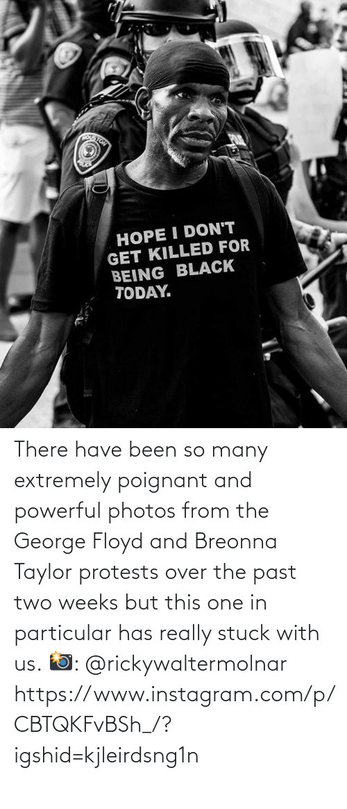 really: There have been so many extremely poignant and powerful photos from the George Floyd and Breonna Taylor protests over the past two weeks but this one in particular has really stuck with us.  📸: @rickywaltermolnar  https://www.instagram.com/p/CBTQKFvBSh_/?igshid=kjleirdsng1n