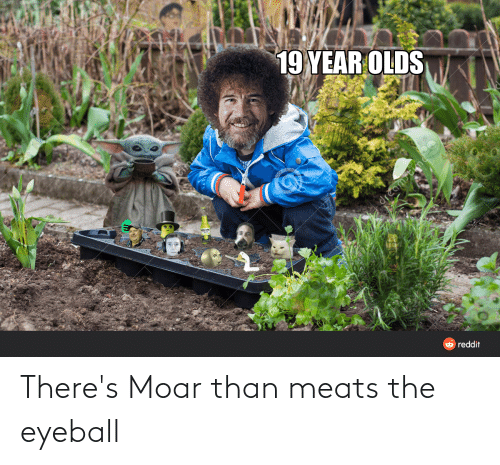 meats: There's Moar than meats the eyeball