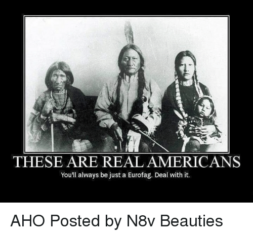 an american deal with the native americans