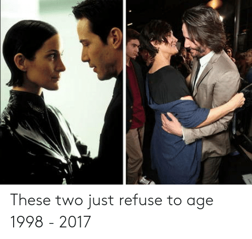 Just, Refuse, and  Two: These two just refuse to age 1998 - 2017