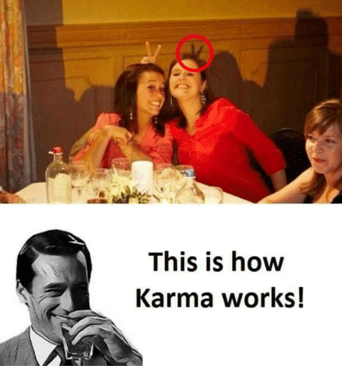 Memes, Karma, and 🤖: This is how  Karma workS!