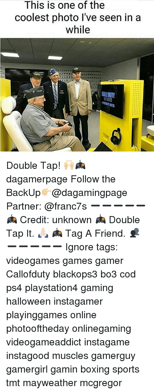 Bo3: This is one of the  coolest photo l've seen in a  while  CALLOUTY Double Tap! 🙌🏼🎮 dagamerpage Follow the BackUp👉🏼@dagamingpage Partner: @franc7s ➖➖➖➖➖ 🎮 Credit: unknown 🎮 Double Tap It. 🙏🏻 🎮 Tag A Friend. 👥 ➖➖➖➖➖ Ignore tags: videogames games gamer Callofduty blackops3 bo3 cod ps4 playstation4 gaming halloween instagamer playinggames online photooftheday onlinegaming videogameaddict instagame instagood muscles gamerguy gamergirl gamin boxing sports tmt mayweather mcgregor