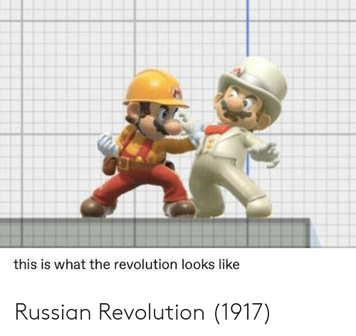 Revolution, Russian, and Russian Revolution: this is what the revolution looks like Russian Revolution (1917)