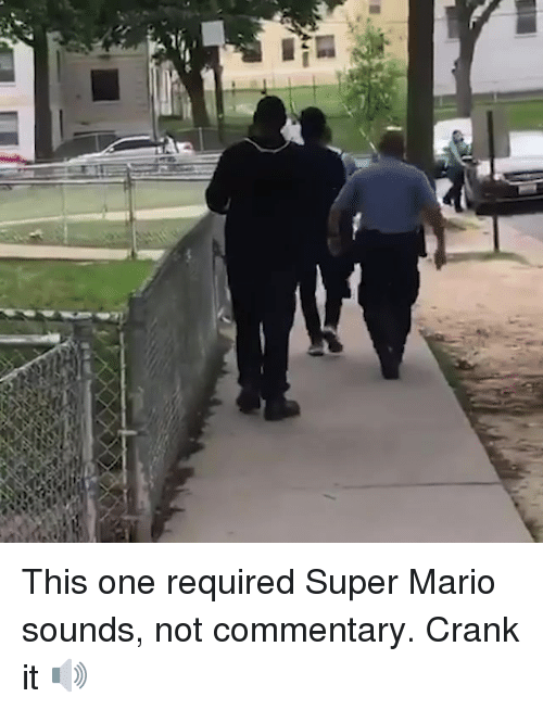 Memes, Super Mario, and Mario: This one required Super Mario sounds, not commentary. Crank it 🔊