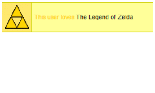 Zelda: This user loves The Legend of Zelda