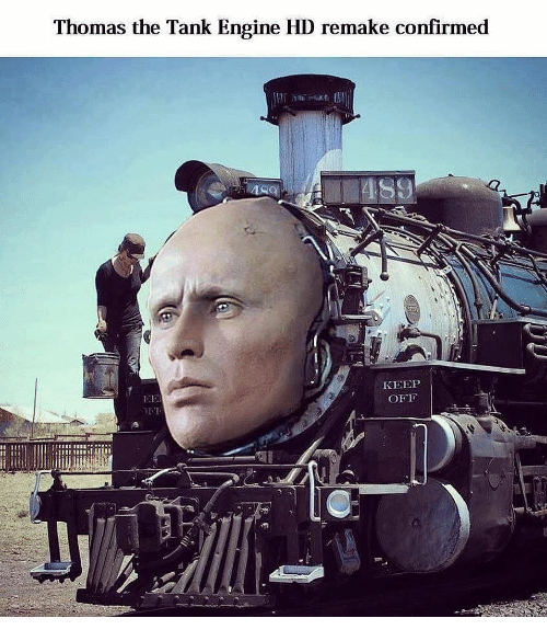 thomas the tank engine: Thomas the Tank Engine HD remake confirmed  KEEP  OFF  CE