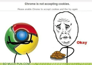 Accepting Cookies