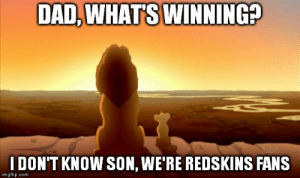 Redskins Fans