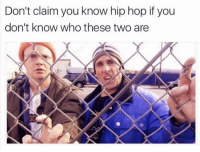 Dont Claim You Know
