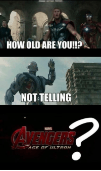 How Old Are