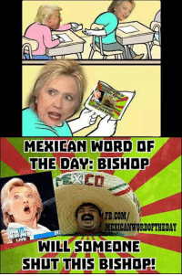mexican word of the days