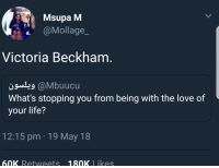 Love Of Your Life