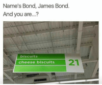 Biscuits Cheese Biscuits