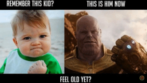 Old Yet