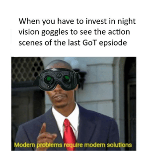 Vision Goggles