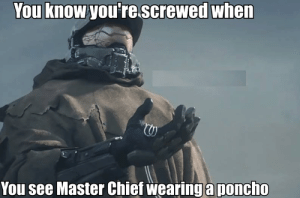Master Chief Meme