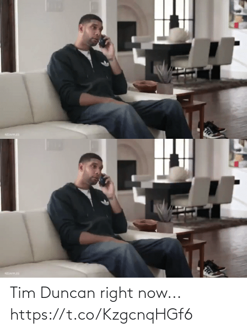 now: Tim Duncan right now... https://t.co/KzgcnqHGf6