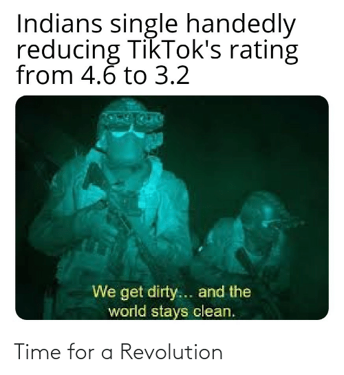 Time For: Time for a Revolution