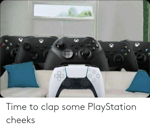 PlayStation: Time to clap some PlayStation cheeks